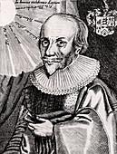 Robert Fludd,English chemist and mystic