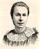 Mrs Sophia Bryant,English mathematician