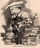 Frederick Settle Barff,English chemist