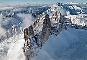 The Three Peaks of Lavaredo,Alps,Italy