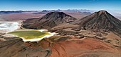 Salt lakes,Atacama Desert,Bolivia