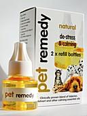 Pet calming herbal remedy