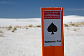 White Sands National Monument,USA