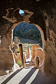 Bandelier National Monument,USA