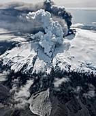 2010 Eyjafjallajokull eruption,Iceland