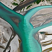 Tagliamento river,Italy