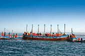 Almadraba tuna fishing,Spain