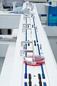 KIESTRA automated screening machine