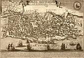 Lisbon as New Amsterdam,17th century