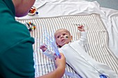 Paediatric cardiology ward