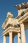 Tetrapylon at Aphrodisias,Turkey