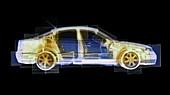 Car,X-ray