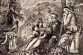 1845 Sir Joseph Hooker Botanist Himalayas