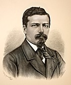1870 Giovanni Virginio Schiaparelli mars