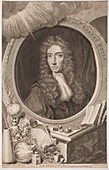 1739 Robert Boyle Portrait delicate mono