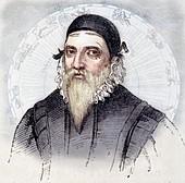 Dr. John Dee Alchemist Astrologer