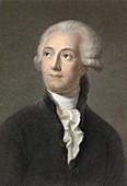 1780 Antoine Lavoisier chemist of gases