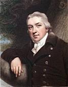 1815 Edward Jenner colour portrait