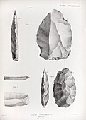 1860 Flint Implements Prestwich article