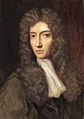 1739 Robert Boyle Portrait colour
