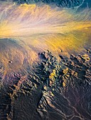 Arizona,USA,aerial photograph