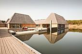 The Brockholes visitor centre