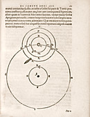Tycho Brahe on the comet of 1577