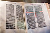 Gutenberg bible,Washington DC,USA