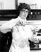 Barbara Askins,US chemist
