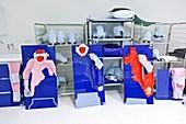 Radiotherapy body masks