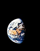 Apollo 10 image of the Earth