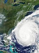 Hurricane Isabel,17th September 2003