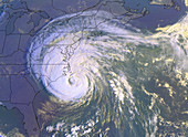 Hurricane Isabel,18/9/2003
