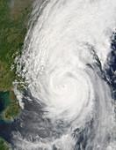 Super typhoon Chanchu,17th May 2006