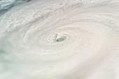 Eye of Hurricane Dean,18 August 2007