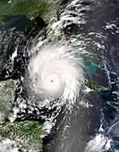 Hurricane Gustav,30th August 2008
