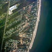 Bay St Louis after Hurricane Katrina