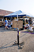 Salvation Army Katrina response centre