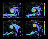 Hurricane model