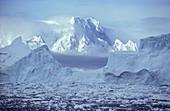 Cape Perez,Antarctic Peninsula