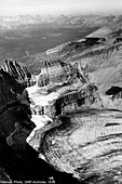 Grinnell Glacier,Montana,USA,in 1938