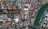 Banda Aceh,before 2004 tsunami