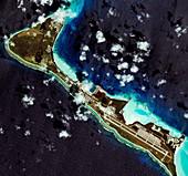 Diego Garcia,after 2004 tsunami