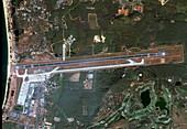 Phuket Airport,after 2004 tsunami