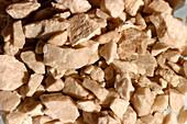 Carbonate rock fragments