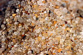 Glacial sand deposit