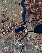 Niagara River,US-Canada border