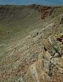 Barringer crater