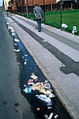 Street litter