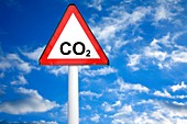 Carbon dioxide and global warming